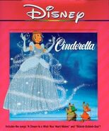 Cinderella 2nd Cassette Disney Read-Along