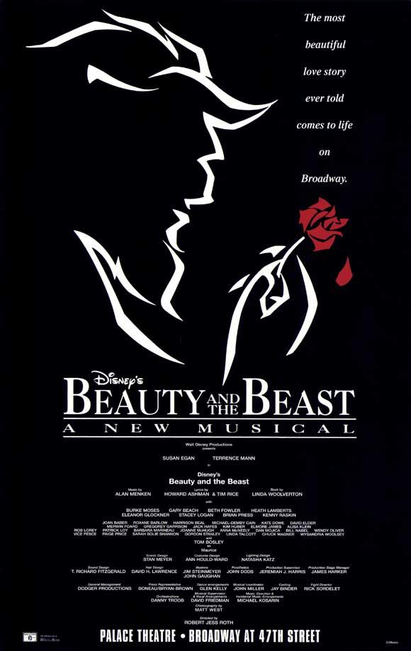 Beauty And The Beast Musical Disney Wiki Fandom
