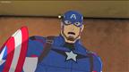 Captain America AUR 98