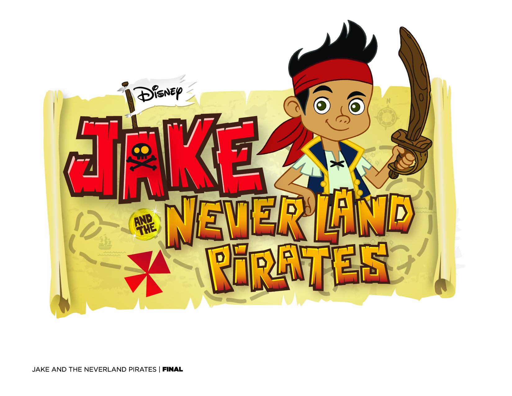 Jake and the neverland pirates treasure chest printable - Jake And The Never Land Pirates Disney Wiki Fandom Powered By Wikia