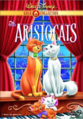 The Aristocats (04-04-2000) DVD