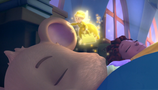 Tooth Fairy Goldie And Bear Disney Wiki Fandom