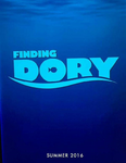 Finding Dory D23 Poster