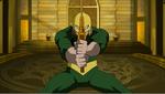 Iron Fist's sword