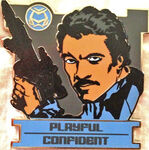 Star Wars - Zodiac Mystery Collection - Leo Lando Calrissian Chaser ONLY