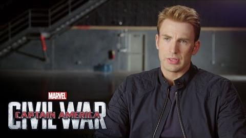 Brothers in Arms - Marvel's Captain America Civil War Featurette