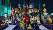 My Friends Are My Power! 01 KH3D