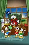 UncleScrooge 407 subscription cover textless