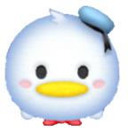 Donald Duck Tsum Tsum Game