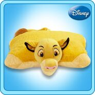 PillowPetsSquare Simba1