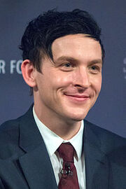 Robin Lord Taylor at NY PaleyFest 2014 for Gotham