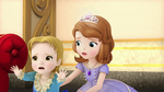 Two princess and a baby1008