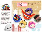 Big Hero 6 Tsum Tsum Tuesday