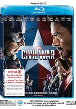 Civil War Target Exclusive BD