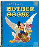 Walt disney mother goose