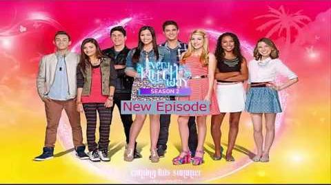 Disney Channel Y Nickelodeon 2016 - Todos Es Posible-1454260899