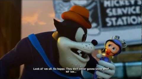 Epic Mickey 3 hint