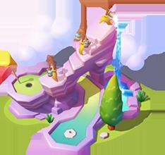 Fantasia Gardens And Fairways Disney Magic Kingdoms Wiki