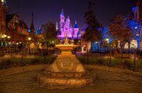 Sword in the Stone Disneyland