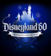 Disneyland 60 The Wonderful World of Disney