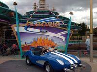 Autopia Disneyland Paris
