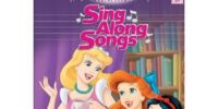 Disney Princess Sing-A-Long Songs: Enchanted Tea Party
