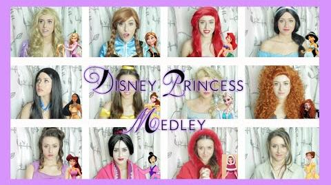 Disney Princess Medley Georgia Merry