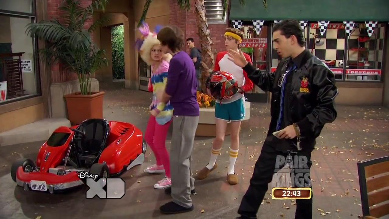Image - Kickin It- Jerry bought go-kart 088.jpg | Kickin ...