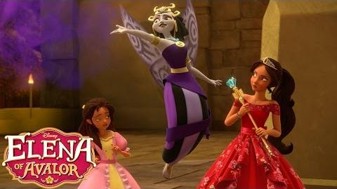 The Gift of Night Elena of Avalor Disney Channel