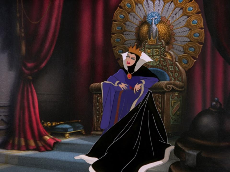 Queen grimhilde wickedpedia fandom powered by wikia - Evil queen disney ...