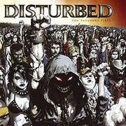 Ten Thousand Fists Cover