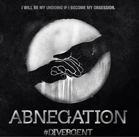 New abnegation