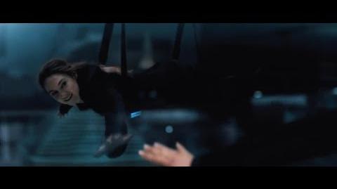 Divergent Zipline Scene Quote Video - DIVERGENT Zip ...