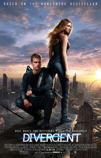 Divergent officialposter