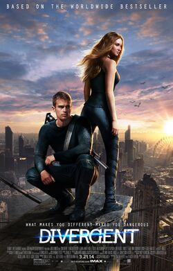 Divergent officialposter