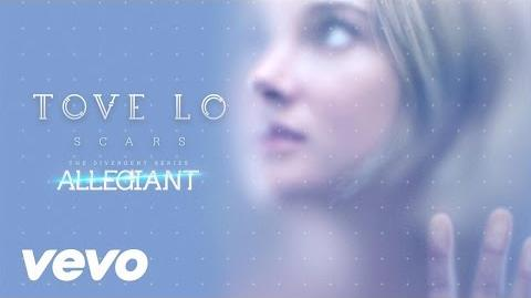 """Tove Lo - Scars (From """"The Divergent Series Allegiant"""" ) (Audio)"""