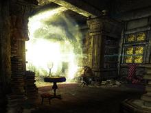 Prancing Seahorse - Hellish Dimension - Portal