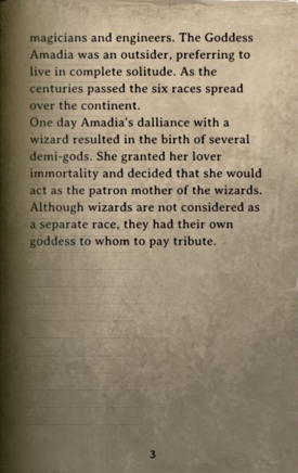 DOS Items Books Tales of the Seven Gods Page3