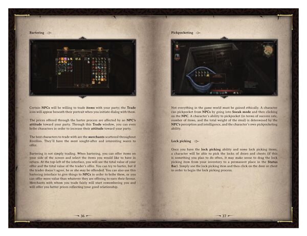 DOS Game Manual Page 19