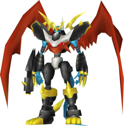 Imperialdramon Fighter Mode   Digimon Masters Online Wiki ...