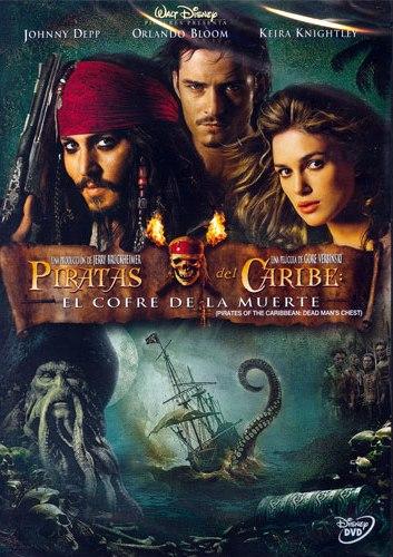 Resultado de imagen de piratas del caribe el cofre de la muerte