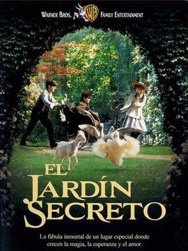 El jard n secreto 1993 doblaje wiki fandom powered for Cancion secretos en el jardin