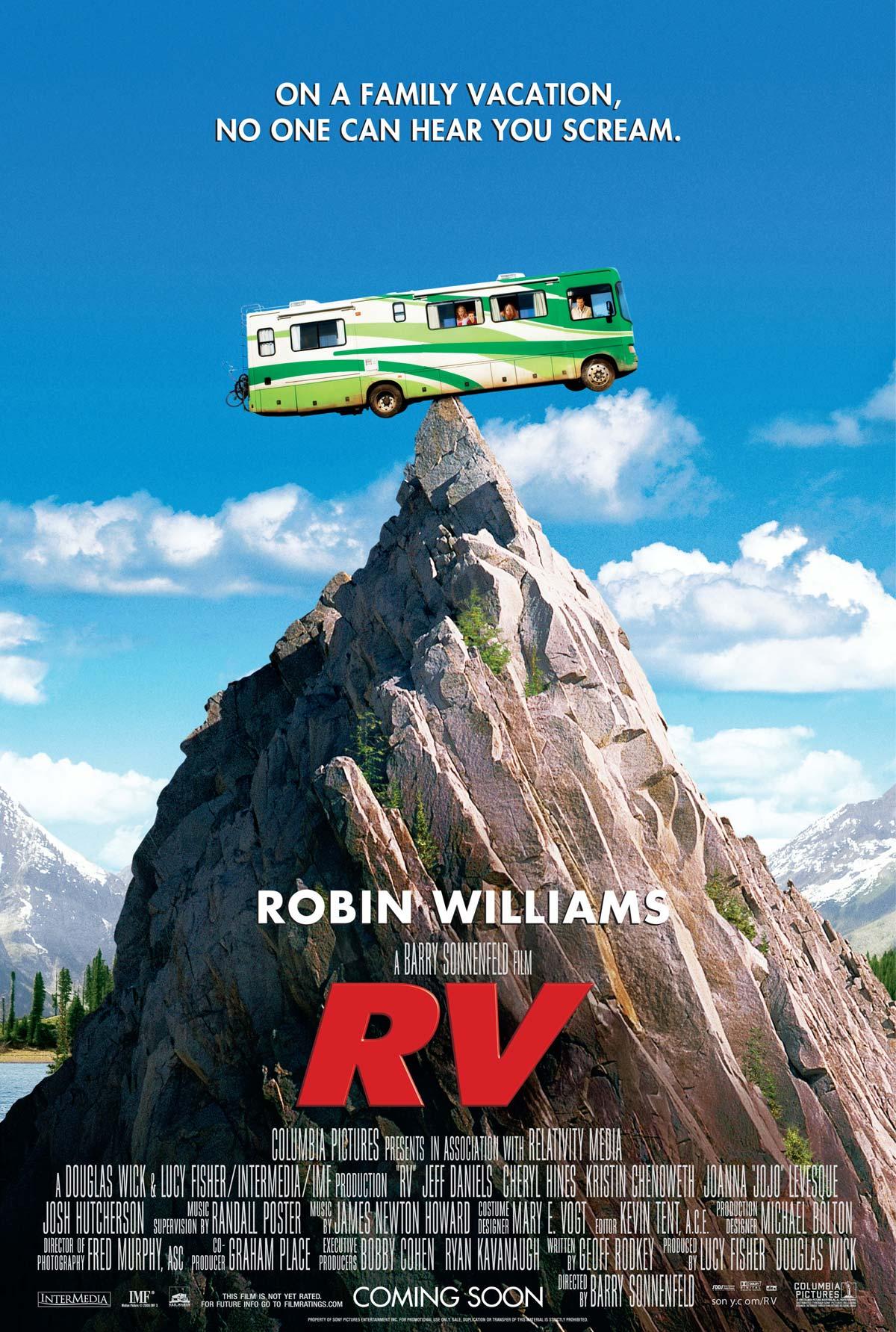 RV: Locas vacaciones sobre ruedas | Doblaje Wiki | Fandom