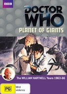 Planet of giants australia dvd