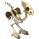 Skeleton Dragoturkey