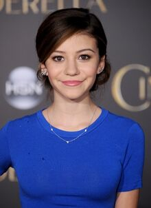 G hannelius date of birth