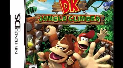 DK Jungle Climber Music - Fiery Volcano