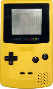 GameBoyColorYellow
