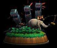 Donkey-Kong-Country-Returns-Jungle-Diorama
