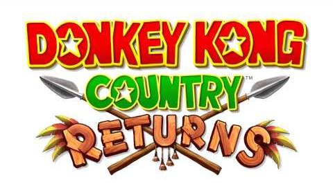 Donkey Kong Country Returns OST - World Map ~ Forest